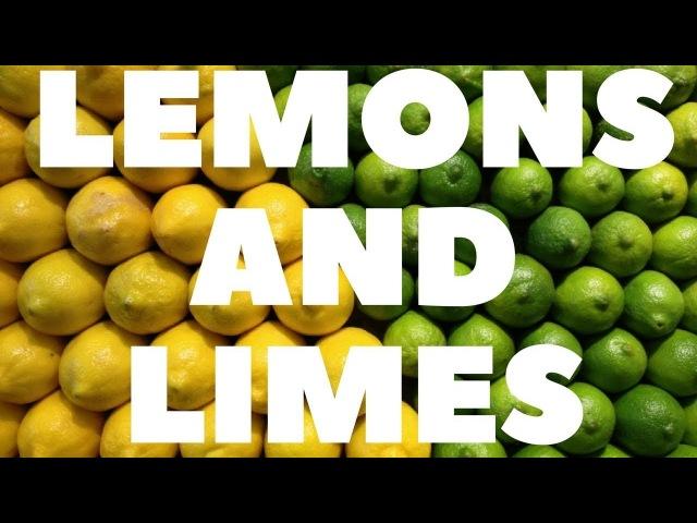Самозамес и Миксология. Ароматизаторы лимона и лайма