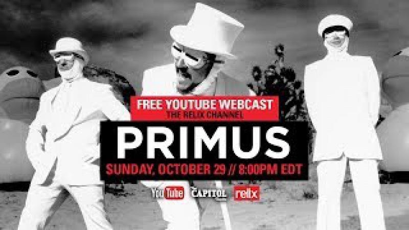 Primus   10/29/17   The Capitol Theatre   Full Show