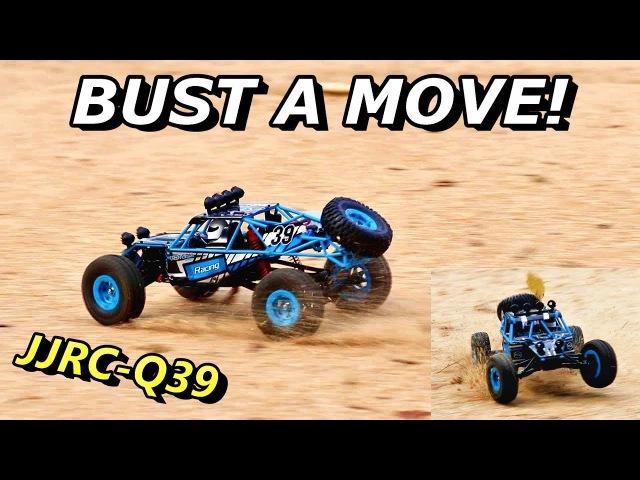 JJRC Q39 HIGHLANDER RC BUGGY