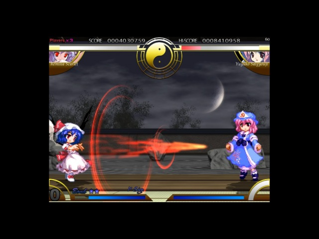 Touhou 7.5: Immaterial and Missing Power - Remilia