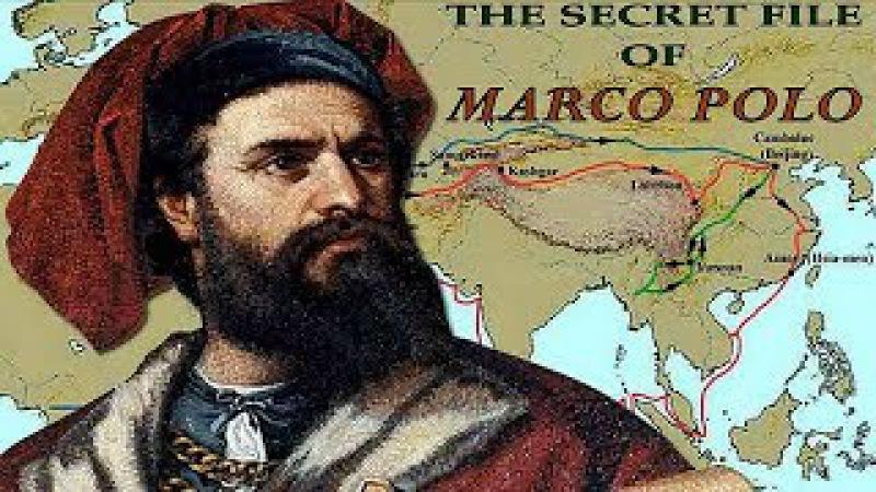 Секретные материалы Марко Поло / Документальный, история, путешествие Поло