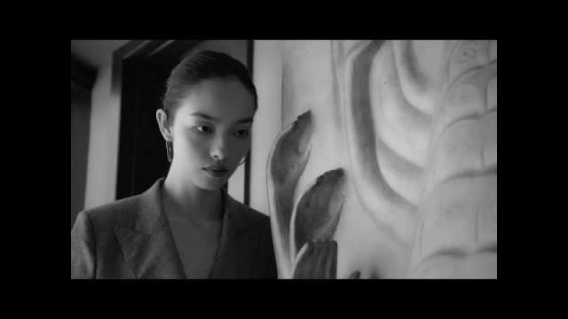 Fei Fei Sun for SALVATORE FERRAGAMO SS18