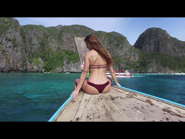 Thailand 4K Phuket, Phi Phi Island, Krabi, Tup Island, May Bay Island