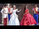 Disney Junior Princess Elena of Avalor Royal Welcome at Magic Kingdom w Cinderella, Disney World