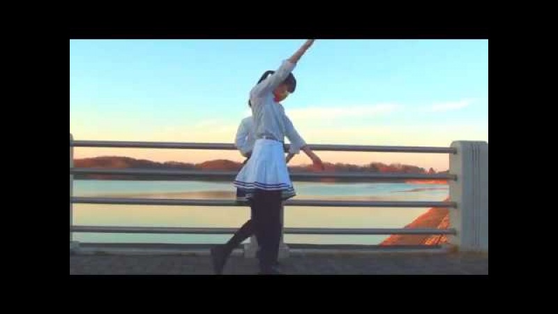 【+Axis】 DAYBREAK FRONTLINE 踊ってみた☺︎【オリジナル振付】