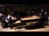 Моцарт Соната для двух фортепиано ре мажор, KV 448, исп. Элисо Вирсаладзе и Владис ...