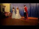 Рождественский спектакль Строптивая принцесса 2018