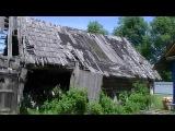 Переезд на ПМЖ в деревнюПрогулка к брату в соседнюю деревню ч 2