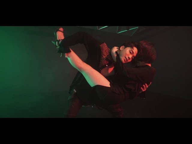 @arianagrande -dangerouswoman /@Ginuwine pony choreo by IN SUNG JANG