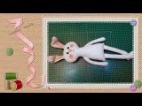 Tutorial conejos de pascua Cuerpos de los conejos Easter rabbits tutorial Rabbits' bodies
