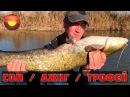 Ловля сома на джиг Астрахань осенью Keitech vs Mann's Рыбалка с егерем 2 Джиг тетралогия