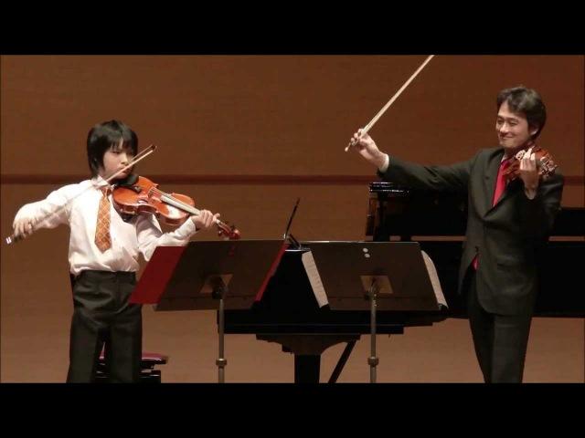 Handel=Halvorsen - Passacaglia - I.Watanabe H.Hashimoto | ヘンデル=ハルヴォルセン - パッサカリア - 渡部壱成 橋本279