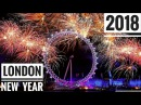 London New Year Eve 2018 Best Fireworks Show in the World Ever. Happy New Year. BBC Fireworks 2018