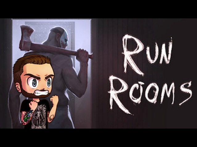 RUN ROOMS - ARE YOU FEAR (Bad Indie Horror Game)
