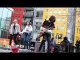 Miguel Montalban - Stairway To Heaven - Denmark Street Festival - London - Live - 091217