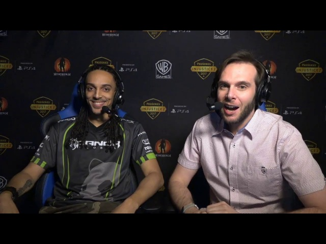 Injustice 2 Pro Series EVO 2017 (Pools) Ft Slayer, Madzin, and Theo