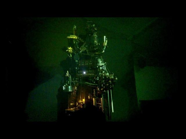 Plaid Felix's Machines - Live @ Oval Space London 2018 Pt. 1
