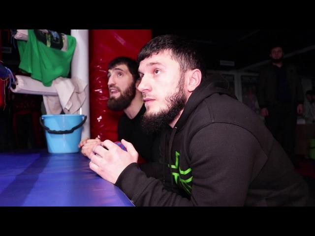 67 кг. Хумидов Халид (КК«Ахмат»,ЧР) vs Танбиев Алимпаша (Дагестан