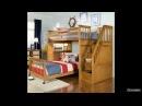 Детская двухъярусная кровать 60 вариантов