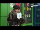 88 летняя бабушка продает свои сказки на морозе Реакции людей
