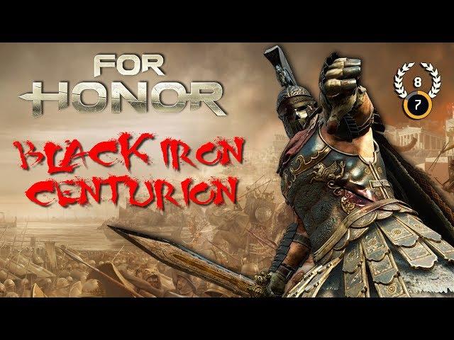 For Honor Black Iron Centurion - Rep 8 DuelsBrawls