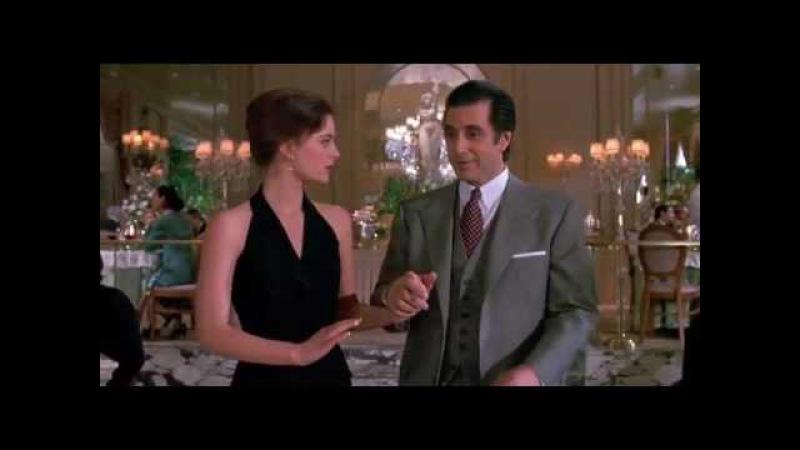 Scent Of A Woman (Kadın Kokusu)-Tango Sahnesi Uzun Versiyon