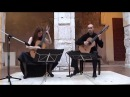 Granados ANDALUZA Playera Gea Gómez guitar duo