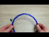 Спиральная обвязка из ПЭТ