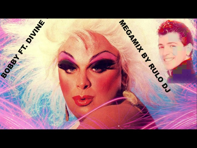 Bobby O' ft Divine - Tributo Megamix 1 By Rulo Dj (Part 1)