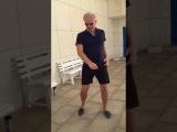 Танцевальные движения при освоении передвижений в РБ