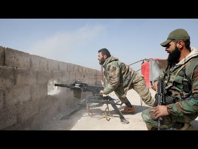 [Syria] Eastern Ghouta. Liberation of Hamuria | Восточная Гута. Освобождение Хамурии