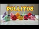Pollitos a crochet