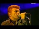 David Bowie ~ Outside Summer Festivals Tour Live 1996 @ Loreley German TV Bro