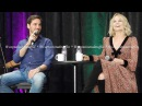 Jennifer Morrison and Colin O'Donoghue CCSF OUAT Gold Panel Part 2