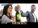 Tholi Prema Movie FUN ON SETS Varun Tej Raashi Khanna Sapna Pabbi Thaman S TholiPrema