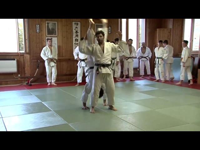 Дзюдо. Ренраку Ваза и Тай Сабаки (Judo. Renraku Waza and Tai Sabaki from Corrado Croceri, 6 Dan)