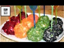Сырные шарики Праздничная закуска Вкусный рецепт закуски из сыра за 5 минут