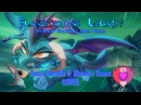Jyc Row WoodLore Flamethrone Legacy feat Black Gryph0n Michelle Creber 2018 cover