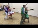 Выступление по сальсе Нью-Йорк! Salsa on 2 в студии танцев Капелия!