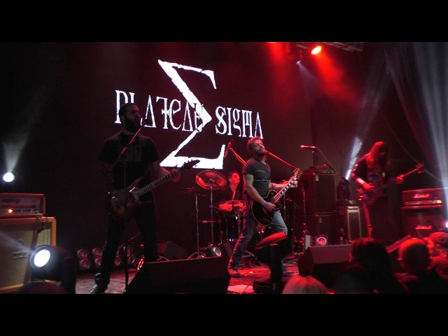 Plateau Sigma - 10 Doomed Years: Doom Over Kiev, Atlas Club, Kiev, Ukraine 14-10-2017