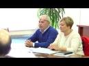 круглий стіл з приводу підняття тарифів на воду 1відео 5 12 2017 місто Теплодар
