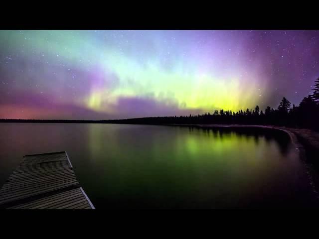 Gökyüzünün Büyüleyici Güzelliği Time Lapse Görüntüleriyle Hazırlanmış