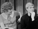 Edie Sedgwick and Andy Warhol Interview The Merv Griffin Show, October 6, 1965