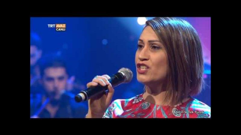 Çırpınırdın Karadeniz - Azerin - Azerin'le Tek Yürek - TRT Avaz