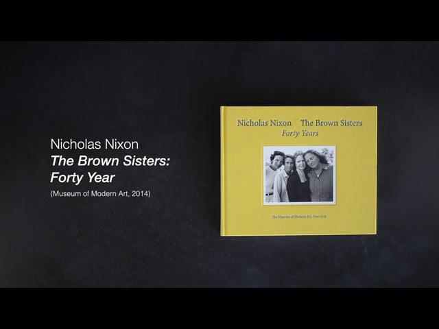 Nicholas Nixon-The Brown Sisters
