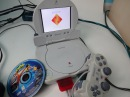 PSone slim with lcd review how to use the lcd with other systems -TECH