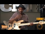 Marcus Miller introduces Sire Basses CME Gear Demo