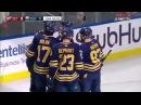 Viktor Antipin grabs his first NHL point on Benoi Pouliot wraparound goal 2017