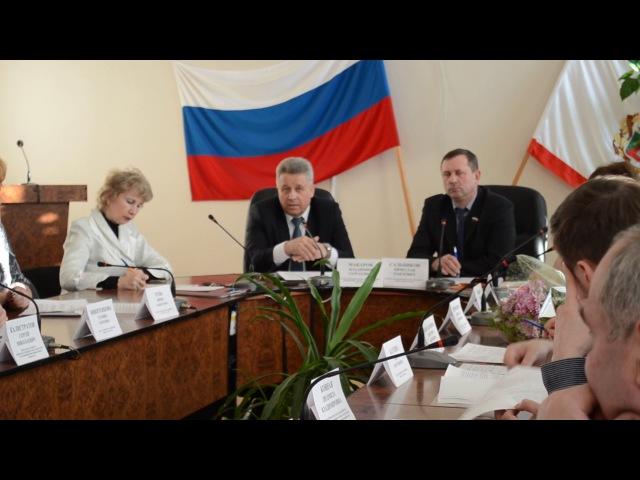 Владимир Макаров об укрупнении сельских поселений