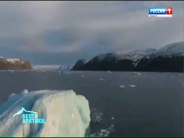 В российской Арктике апробировали технологию по изменению траектории дрейфа ай